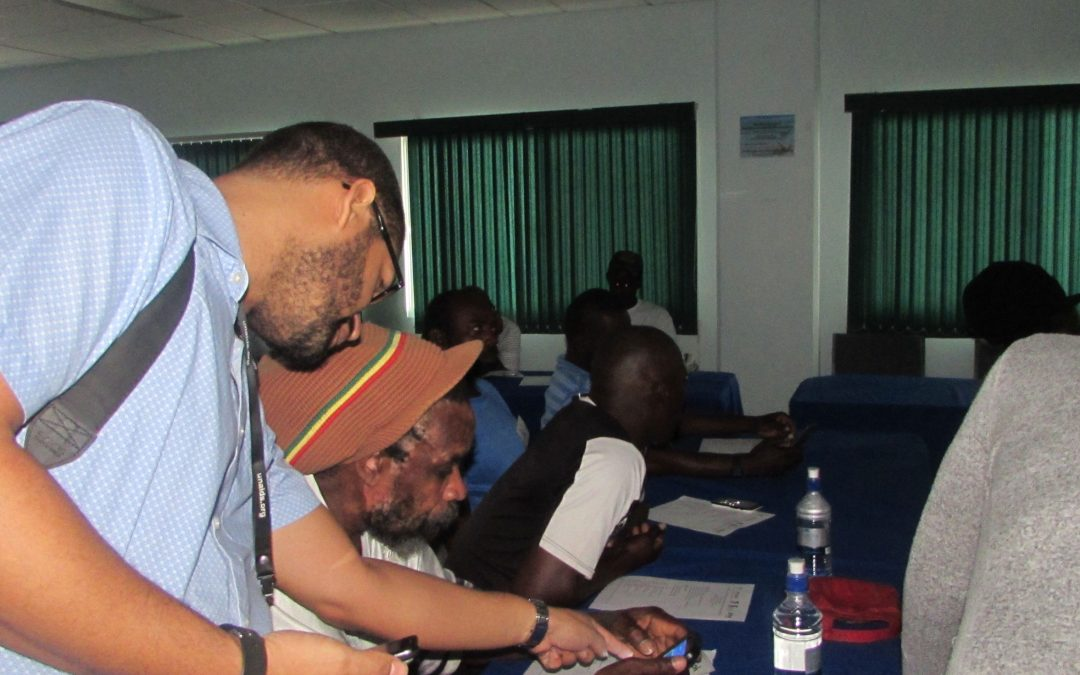 Caribbean Fisherfolk Get New Early Warning System