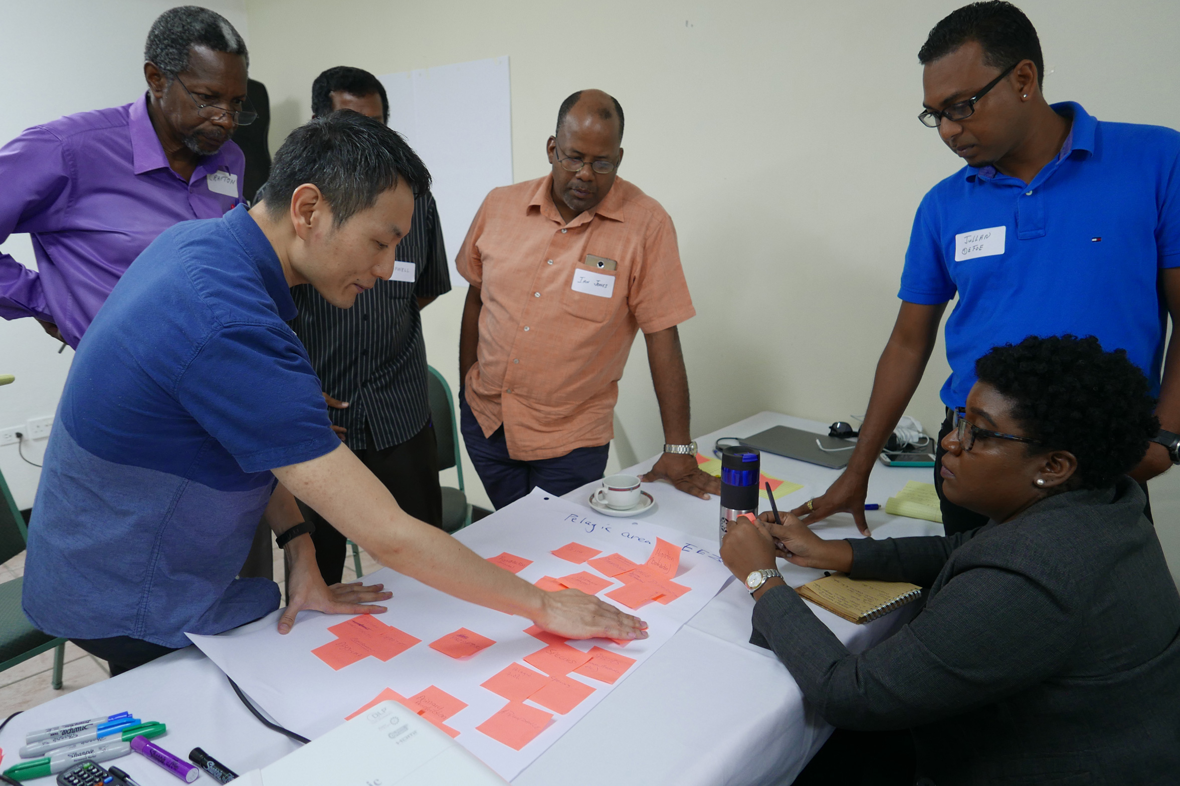 Making Caribbean Fisheries Climate-Smart