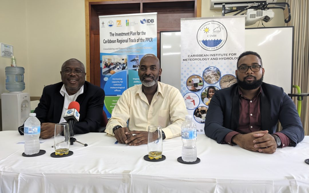 #TB Barbados Handover of Climate Data Storage and Redundancy System