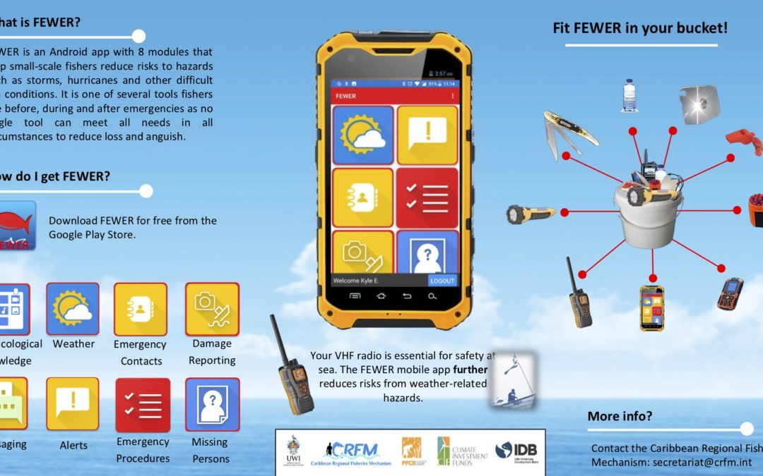 FEWER: The app making fisherfolk more secure