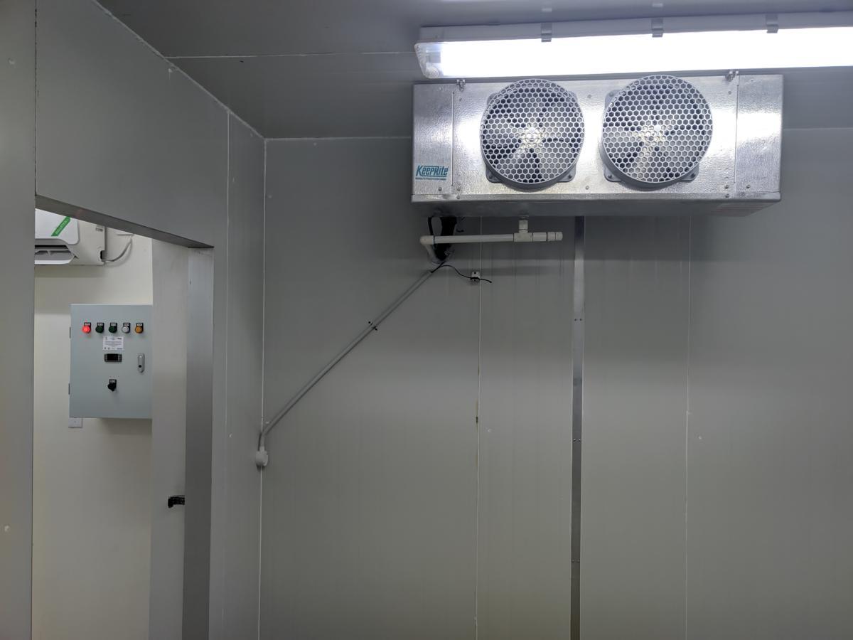 Bodles Cold Room 9